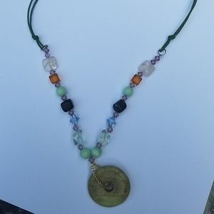 Jewelry - Handmade multicolor necklace